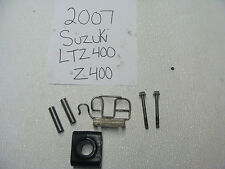 2007 Suzuki Quadsport LTZ 400 Steering Stem Clamp Holder Bushing Mount bracket