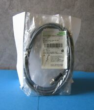 Murr Elektronik M12 male connector straight with cable PVC-OB