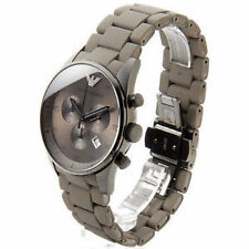 Emporio Armani Sportivo AR5950 Grey Resin Strap Men's Watch