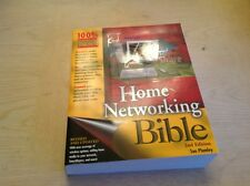 Home Networking Bible by Sue Plumley (2004, Paperback, Revised)