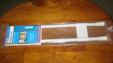 "CAMCO RV CAMPER REFRIGERATOR DOUBLE STABILIZER BAR - NEW IN PKG -  16"" TO 28"""