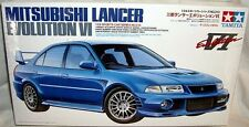 tamiya 1/24 1999 MITSUBISHI LANCER EVO VI SPORTS SEDAN