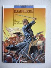 SWOLFS DAMPIERRE TOME 2 LE TEMPS DES VICTOIRES EO ETAT NEUF