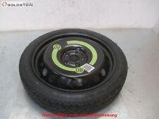 Notrad Ersatzrad Reserverad Continental T125/70 R19 100M 8K0601027 AUDI A4(8K2,