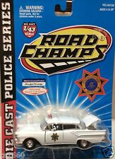 Colorado State Patrol Police Trooper 1957 Ford Road Champs