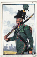 Hunter Legion Österreich Austria Autriche Napoleon War Uniform IMAGE CARD 30s