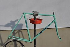Vintage - BIANCHI Calibrati 1-20 - road race bike frameset 56 lugged frame fork