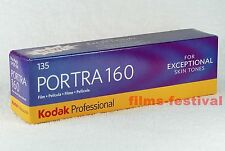 5 rolls KODAK PORTRA 160 Professional 35mm 36exp Color Film 135-36