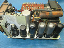 Vintage '40s AMPRO 15-20 WATT 6V6 TUBE AMP ! WORKS, SHOULD RE-CAP, GOOD PROJECT!
