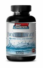 Diuretic - Water Away Pills 700mg -100% Natural Blend of Minerals Supplements 1B