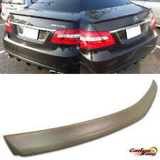 Mercedes BENZ W212 Spoiler Trunk E-class Wing Rear Boot E350 E550 10-16