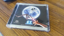 E.T. Soundtrack OST CD SACD Super Audio Audiophile DSD John Williams s2711