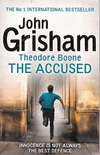 Theodore Boone: The Accused by John Grisham (Paperback, 2013) New Book