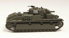Eaglemoss 1:72  Military Vehicles KMDB T-28 Soviet Army, Tank USSR EMR0015