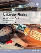 University Physics with Modern Physics 14E by Young and Freedman(Global Edition)