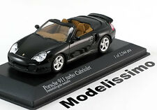 1:43 Minichamps Porsche 911 (996) Turbo Convertible 2003