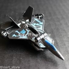 "Transformers Movie ROTF Revenge of the Fallen Legends Class 3"" Black Starscream"