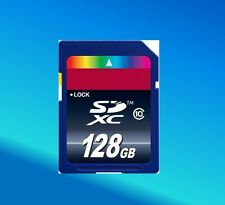 128GB High Speed Memory Card For Camera DSLR Tablet