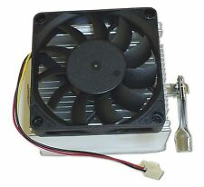 NEW Foxconn AMD AM2 3-Wire CPU Heatsink Cooling Fan HI.12900.002 PKP438G01X22
