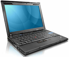 Lenovo ThinPad X200 P8600 2.4Ghz 3GB 160GB X200 Base+DVD+RW Win 7 Pr Office 2010