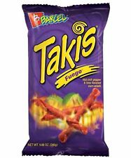 TAKIS Fuego Hot Chili & Lime Corn Snack Chips