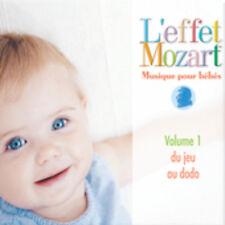 L'Effet / Mozart / C - Musique Pour Bebes 1: Du Jeu Au Dodo [New CD]