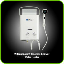 Instant On Demand Portable Propane LP Gas Tankless Hot Water Heater System