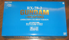PG Perfect Grade 1/60 model Gundam RX-78-2 Animation Colour with weapon set