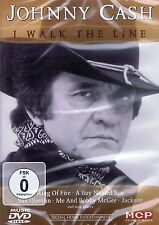 DVD NEU/OVP - Johnny Cash - I Walk The Line