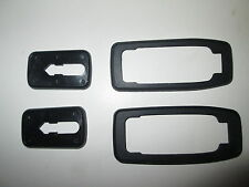 PORSCHE 924 924S 944  DOOR HANDLE GASKETS NEW AND GENUINE PORSCHE FIT ALL 80-91
