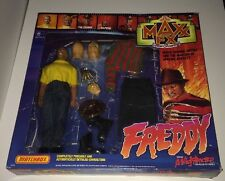 Matchbox - Maxx FX - Freddy Krueger A Nightmare on Elm Street - NEW - MIB - 1989