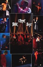 MUSIC POSTER~Backstreet Boys Live In Concert 1996 AJ,Kevin,Nick,Howie,Brian NOS~