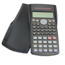 82MS-A Multi-function 2-Line Display Digital LCD Scientific Calculator