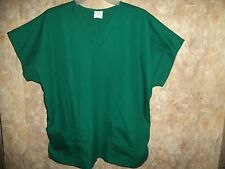 GREAT BEAR SCRUB TOP PLUS SIZE XL (2 POCKETS) STYLE 201