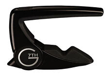G7th Performance 2 Guitar Capo - Satin Black