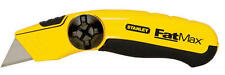 STANLEY FatMax Fixed Blade Ergonomic Utility Knife Dual Position Comfort Grip