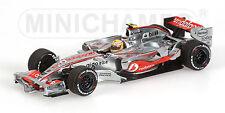 Minichamps 530 074322 Mclaren Mp4-22 F1 Lewis Hamilton Canadian Gp 2007 1:43 rd