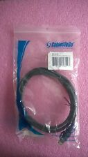 CABLES TO GO 1 lot of 17  #331342 5FT CAT6 BLACK
