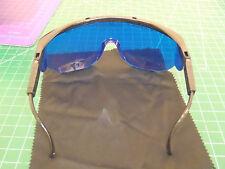 UVEX 31-30116 Laser Glasses, Blue, ANSI Z87.1-2003, ANSI Z136.1 !70B!