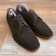 Crockett & Jones 'Romsey' Suede Shoes Size 6/7 EU 40 RRP £325 Good For Church