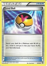 POKEMON CARD XY ANCIENT ORIGINS - LEVEL BALL 76/98 - TRAINER