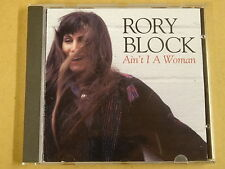 CD / RORY BLOCK - AIN'T I A WOMAN