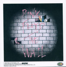 PINK FLOYD - THE WALL - STICKER/DECAL - BRAND NEW VINTAGE - MUSIC BAND 068