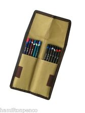 DERWENT POCKET PENCIL WRAP - pencil storage case