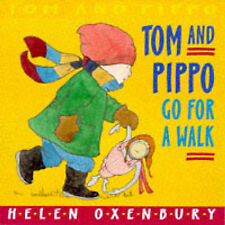 Helen Oxenbury Tom and Pippo Read a Story (Tom & Pippo Board Books) Very Good Bo