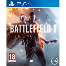 Battlefield 1 PS4 Game (with pre-order Hellfighter Pack DLC) Brand New