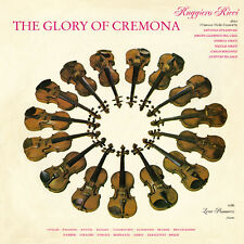 THE GLORY OF CREMONA - RUGGIERO RICCI with LEON POMMERS 1CD BRAND NEW SEALED