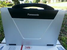 Panasonic Toughbook CF-52 Laptop 2.26ghz Core 2 Duo 1TB HHD HD 4GB MM DualTouch