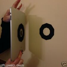 Octo velcro ipad support mural-tablette de fixation collante system-comme Hedgie