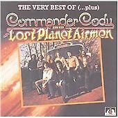 Commander Cody Very Best of Commander Cody and His Lost Planet Airmen CD